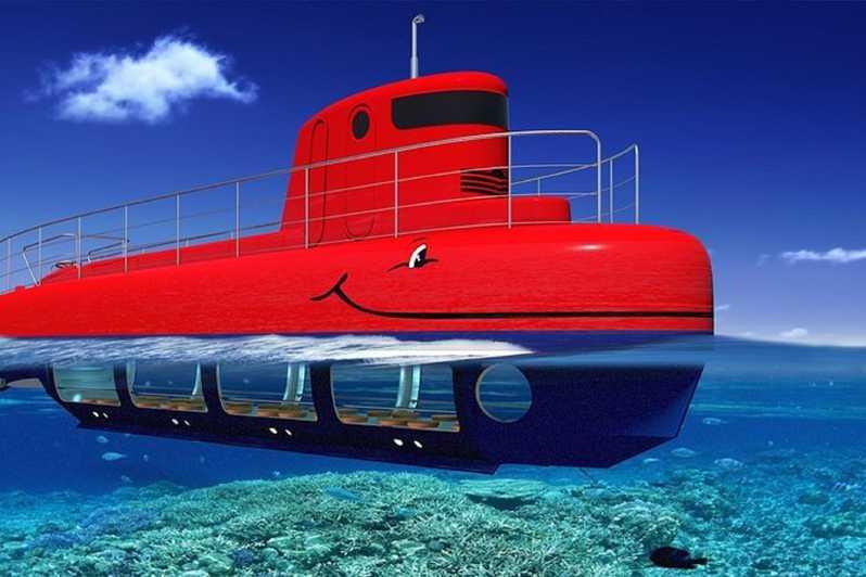 A Lampedusa approda: 'Nemo-Sub'