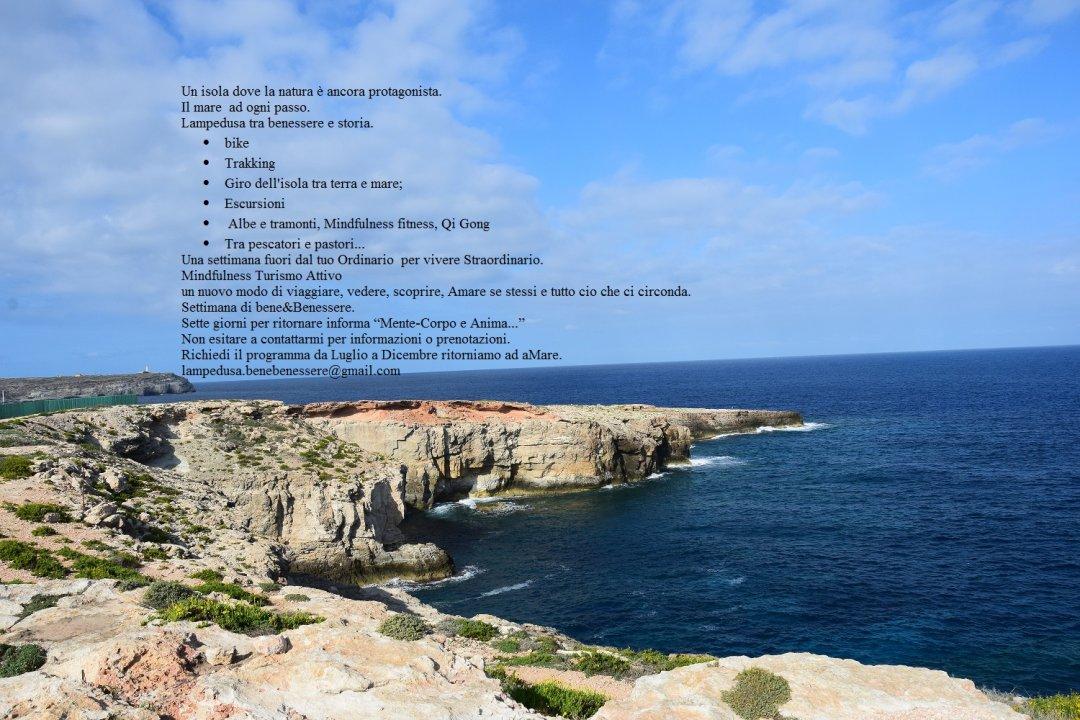 Richiedi il programma settimana bene Benessere a Lampedusa Villaggio La Roccia